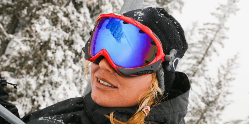 Anti-Fog-Ski-Goggles