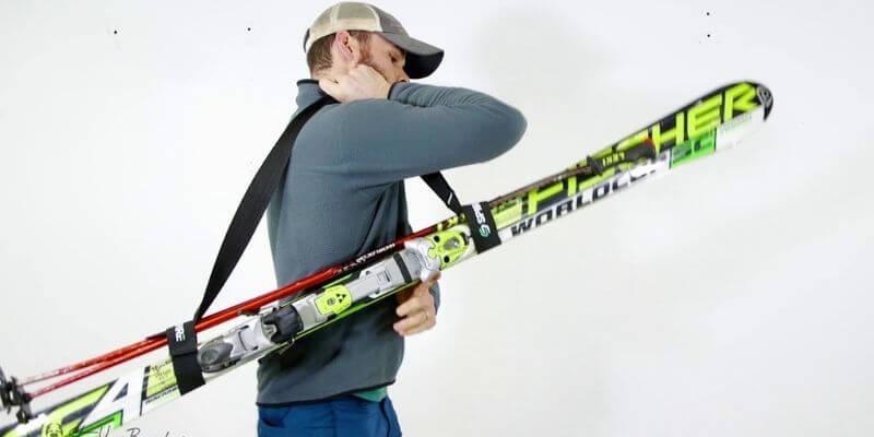 Best Ski Carrying Strap