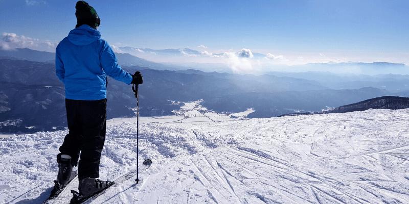 Bowl Skiing