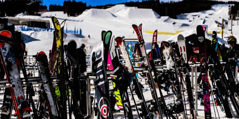 Buy or Sell Used Skis