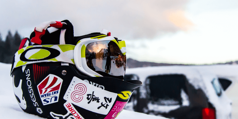 Goggles for Night Skiing