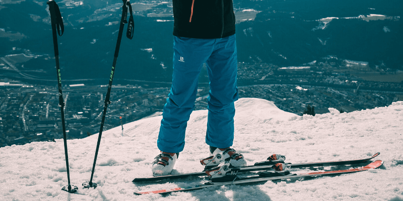 Gore-Tex Ski Pants