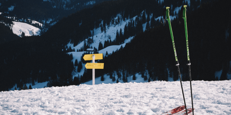 How to Size Ski Poles