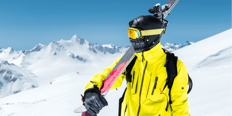 North-Face-ski-Jacket