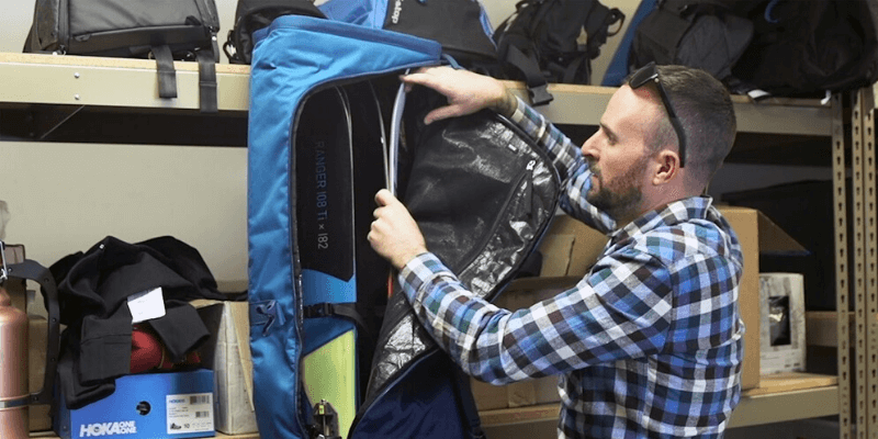 Ski Bags for Air Travel