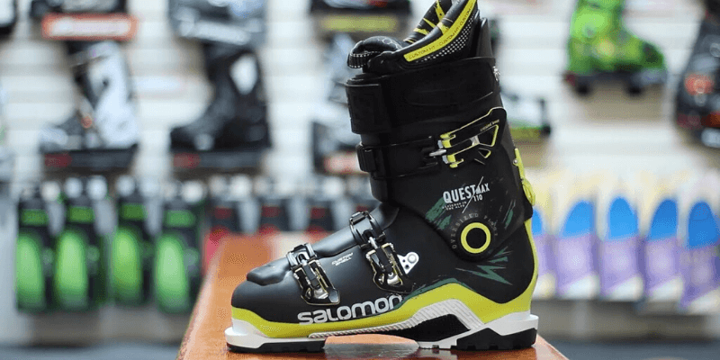 Ski Boots for High Instep
