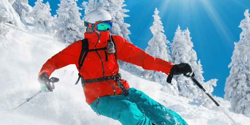 Ski Goggle Lens for All Conditions