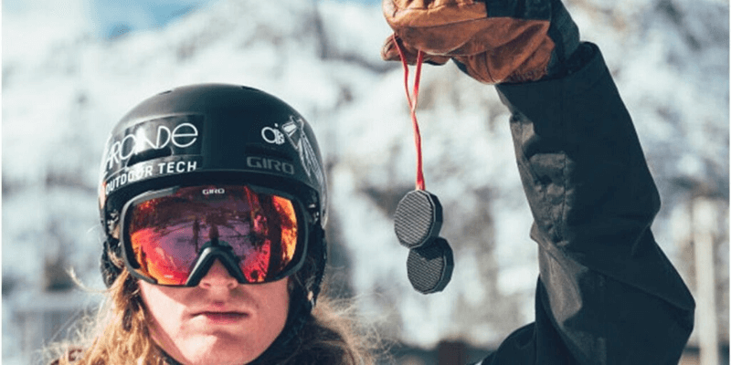 Ski Helmet Headphones