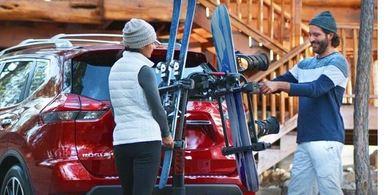 Ski Hitch Rack