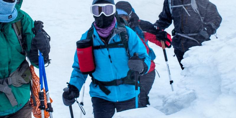 Ski Mittens