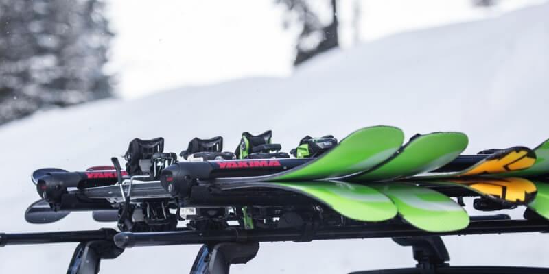Ski Rack for Car