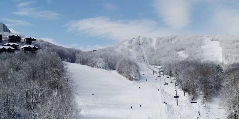 Ski Resorts in North Carolina