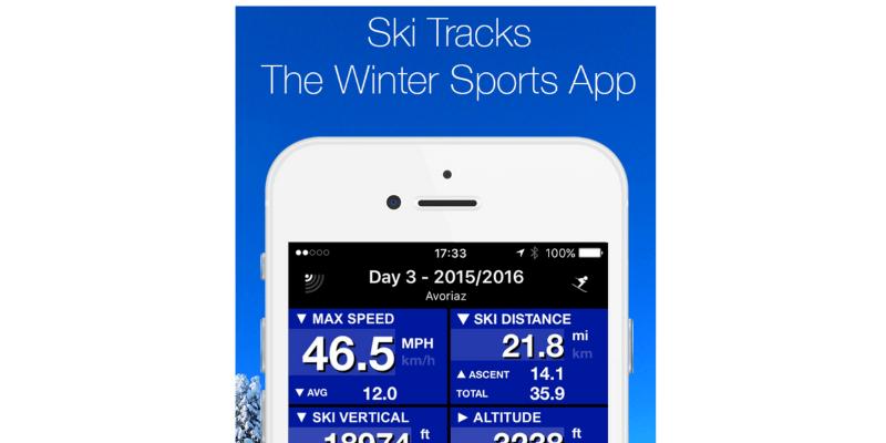 Ski Tracks 3