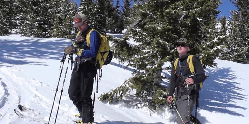 Walkie Talkie for Skiing