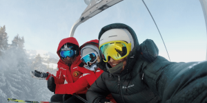 What to Wear Skiing For the First Time