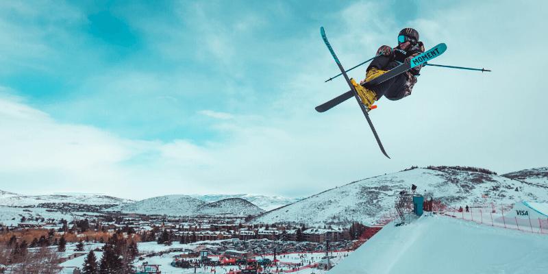 backflip ski