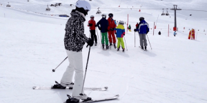 first-time-ski