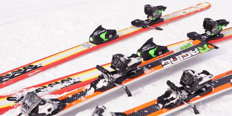 freestyle ski binding