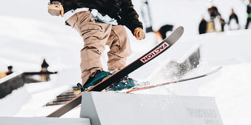 park ski binding