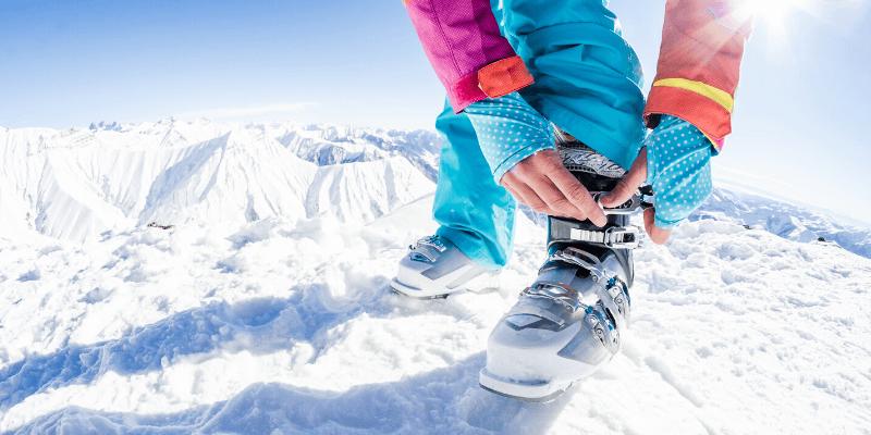 ski boots beginner