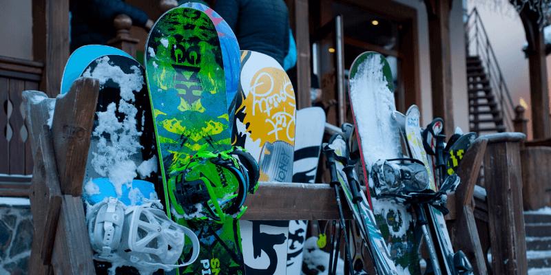 ski lock