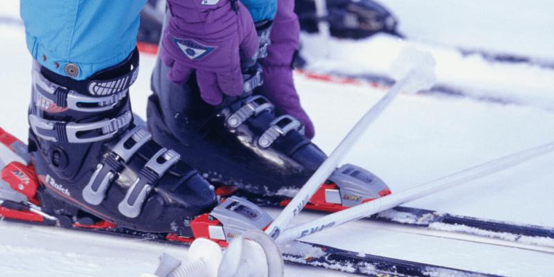 store ski boots