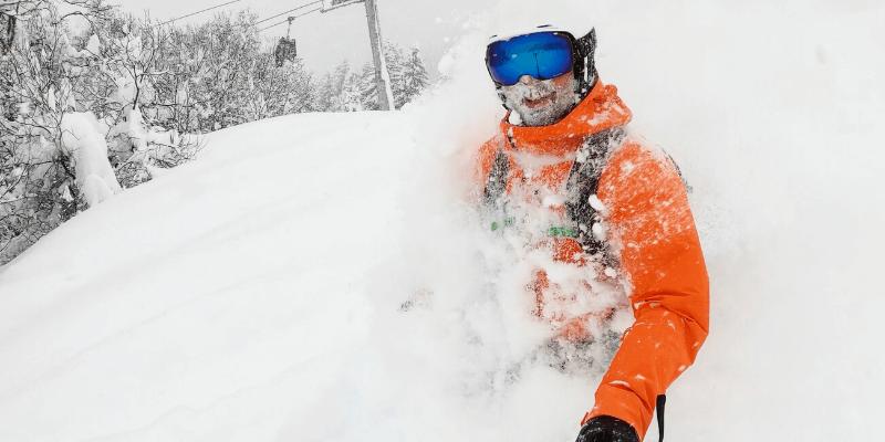 wash ski jacket