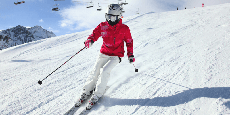 skiing while pregnant